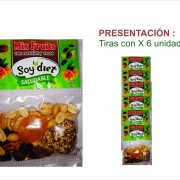 MIX FRUITS CON CEREALES Y CACAO SOY DIET